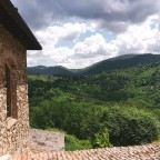Exploring the Renaissance Ring (Part 3 of 4): lush Chianti hills on the way to Impruneta